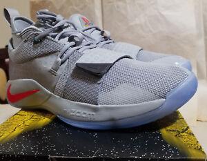 99f327e3cc8 Nike Mens PG 2.5 Playstation BQ8388 001 Wolf Grey Multi-Color 10 ...