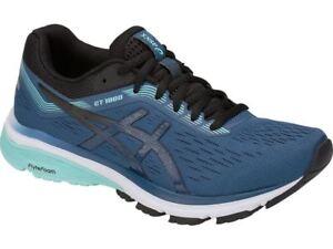 Asics GT 1000 7 Womens Running Shoes (D