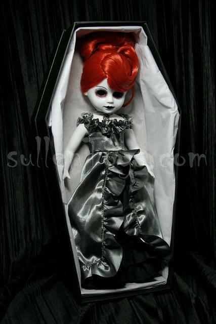 Living Dead Dolls Resurrection Tessa Res Series 10 X LDD Mezco sullenToys
