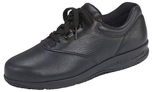 n ° 1 online Original Original Original SAS Traveler nero Leather 2090-013 W Wide donna  autorizzazione