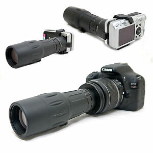 10x-42-1000mm-Telescope-for-Canon-EOS-Rebel-XS-1000D-Kiss-F-EF-s-18-55mm-Lens