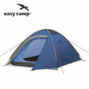 Image is loading Easy-C&-Meteor-300-Tent-Blue-3-Man-  sc 1 st  eBay & Easy Camp Meteor 300 Tent Blue 3 Man Tent Camping Festival Tent ...