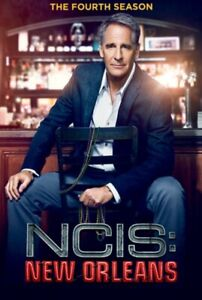 Nuovo Ncis Nuovo Orleans Stagione 4 DVD 6 Dischi Regione 2