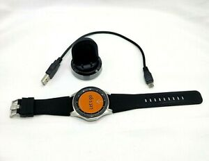 Paquete Samsung Galaxy Bluetooth Reloj 46mm plata pequeño-R 800 nzscxar