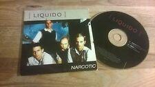 CD Rock Liquido  -  Narcotic (2 Song) MCD VIRGIN cb