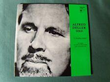 "Alfred DELLER solo ""O Ravishing Delight""  LP English Arias HARMONIA MUNDI HM 215"