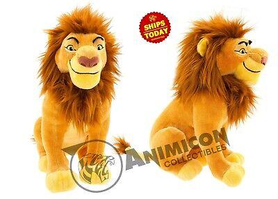 Disney Store Lion King Plush Mufasa Medium 14 2019 Parks Soft Cat New Nwt Mint Ebay
