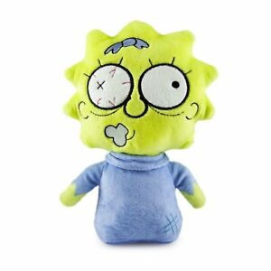 Kidrobot-Simpsons-Phunny-Zombie-Maggie-Plush-Figure-NEW-IN-STOCK