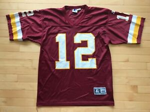 new product 4736f c92a5 Details about Vintage Washington Redskins #12 Gus Frerotte Starter Jersey  Mens Sz 46 M