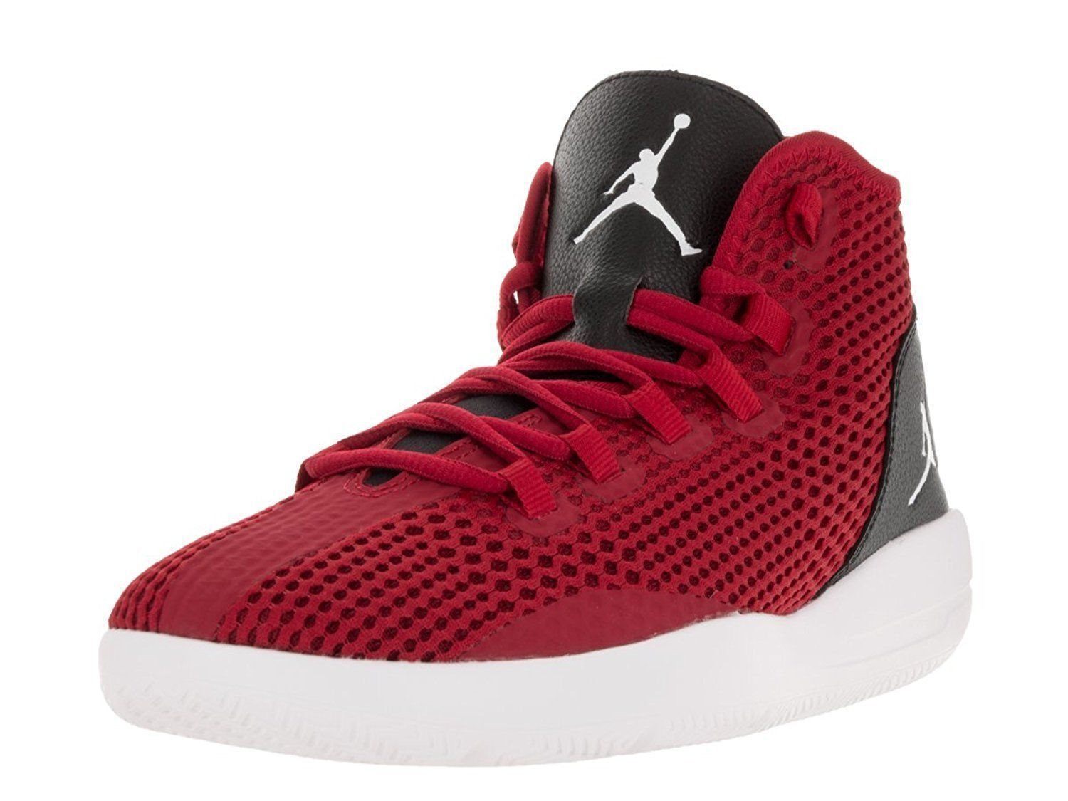 Nike Jordan Reveal Men's Sneakers Shoes Gym Red Black 834064 605 Sz 10.5, 11.5