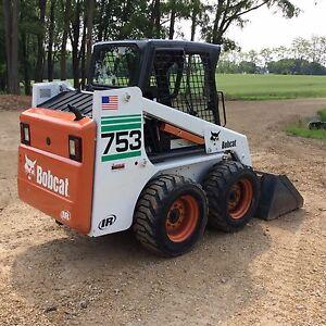 Bobcat 753 G Series Skid Steer Loader Workshop Service Manual Ebay