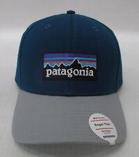 item 6 Patagonia Mens P-6 Logo Roger That Snapback Cap Hat 38132 Big Sur  Blue -Patagonia Mens P-6 Logo Roger That Snapback Cap Hat 38132 Big Sur Blue 37898eb2b88