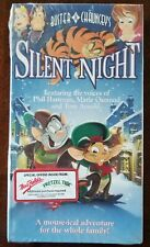 Buster Chaunceys Silent Night Vhs 1998 Slipsleeve Closed Caption For Sale Online Ebay