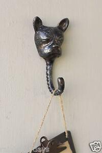 Antique-Black-Cast-Aluminum-Bulldog-Hook