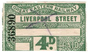 I-B-Great-Eastern-Railway-Parcels-Service-4d-Liverpool-Street