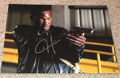 Corey Hawkins Signed Autograph 24 Legacy 11x14 Photo B W/exact Video Proof Consumers First Television Autographs-original