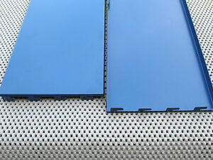 2-x-Tegometall-Rueckwand-Tego-Metall-Rueckwand-100x20-Ral-Sonderfarbe-M-Blau