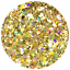 thumbnail 109 - Hemway Glitter Epoxy Resin Crystal Kitchen Worktop Counter Table Top Pigment