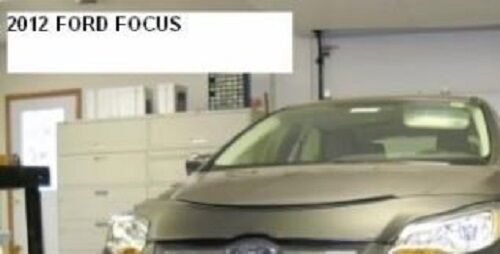 Lebra Hood Protector Mini Mask Bra Fits 2012-2018 Ford Focus