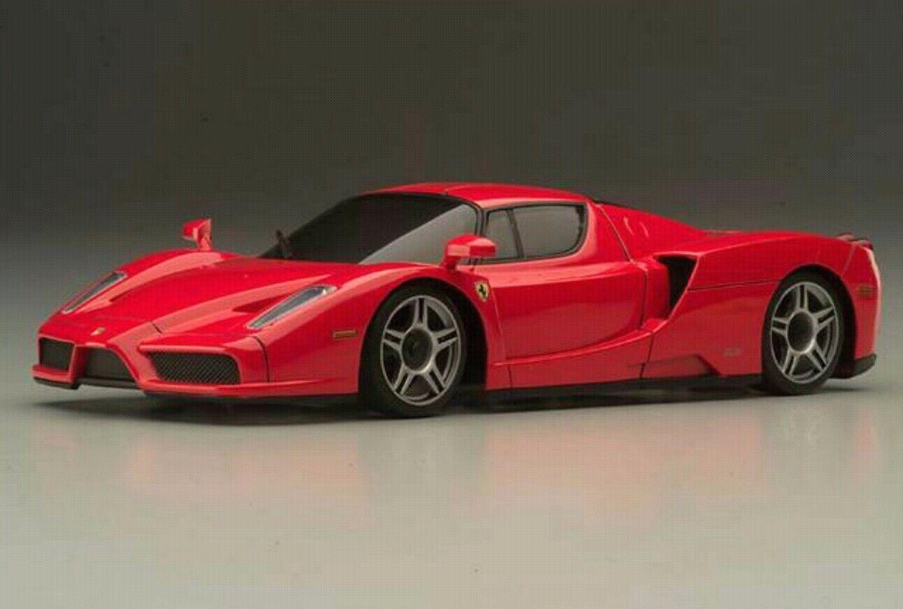 Kyosho Mini-Z Enzo Ferrari Red version Auto Scale Collection