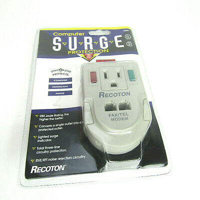 NEW TRIPP LITE SMP Notebook Computer Surge Suppressor Power Protection