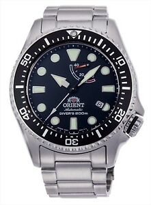 ORIENT-RA-EL0001B-Scuba-200m-Diver-039-s-Automatic-Men-039-s-Watch-Black-from-japan-F-S