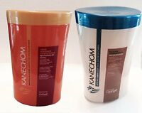 Kanechom Combo Karite Butter Hair Treatment & Goat Milk Hair Treatment 1kg Each