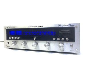 MARANTZ-2225L-Stereo-Receiver-50Watts-RMS-Vintage-1976-RARE-REFURBISHED-LlKE-NEW