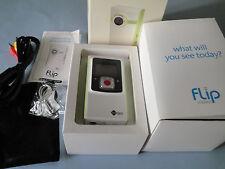 Flip Ultra Video Camera - White, 1 GB, 30 Minutes 1st Generation