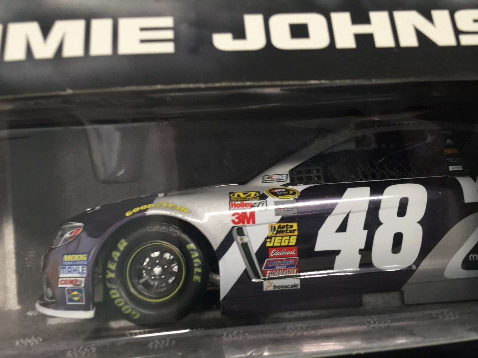 Action 1:24 Jimmie Johnson  48 Kobalt Tools 2015 Chevy 1 of 72  COLOR CHROME