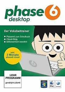 Phase-6-Desktop-von-Langenscheidt-KG-Software-Zustand-gut