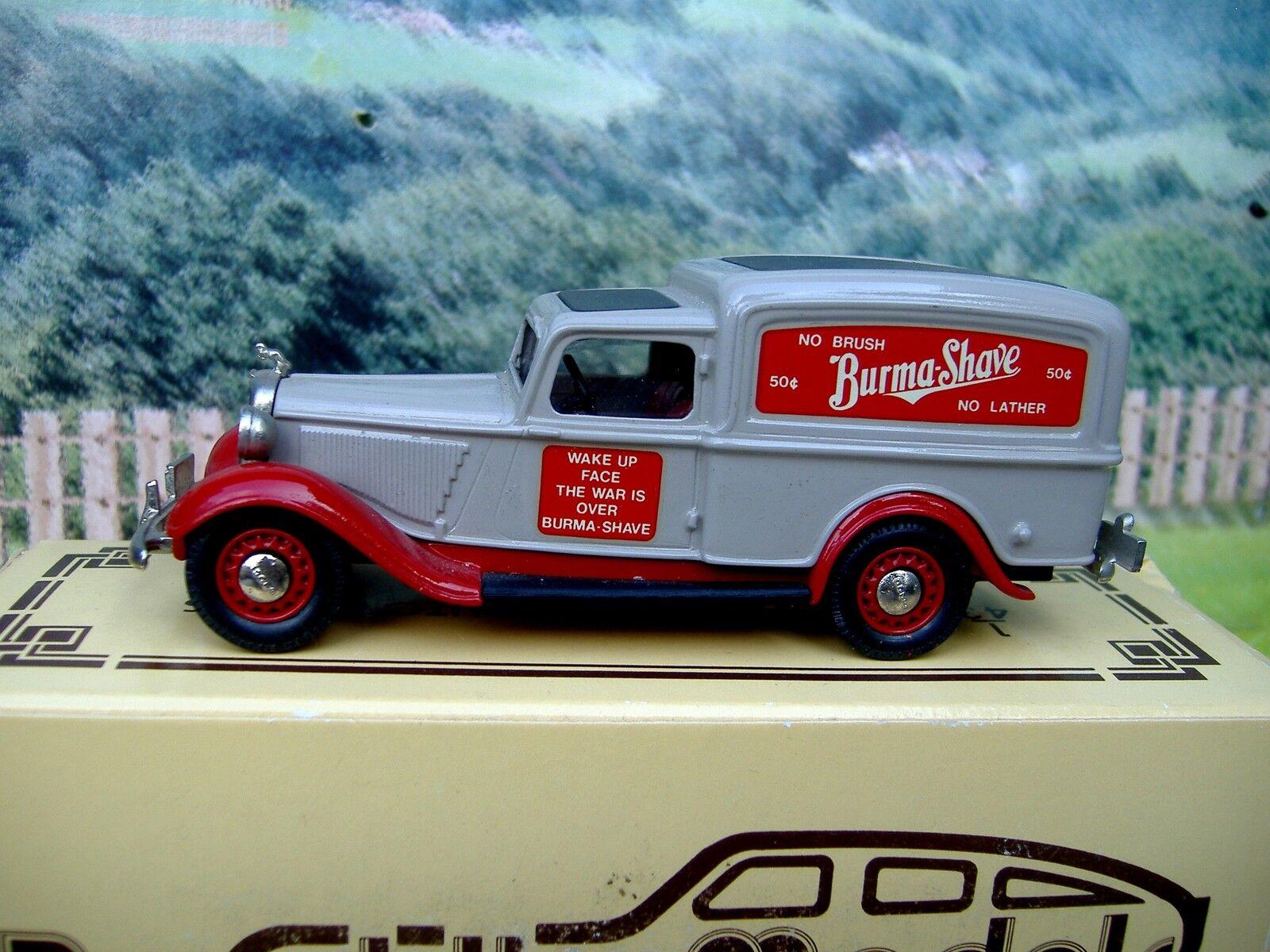 1/43 Brooklin models Dodge van 1936