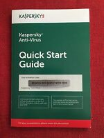 Kaspersky Antivirus 2017 5pc (not 3pc) 1year (plus Free For Android 2 Devices)