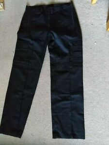 Ex-Police-Female-Combat-Cargo-Trousers-Size-8R-Inside-leg-78cm-New