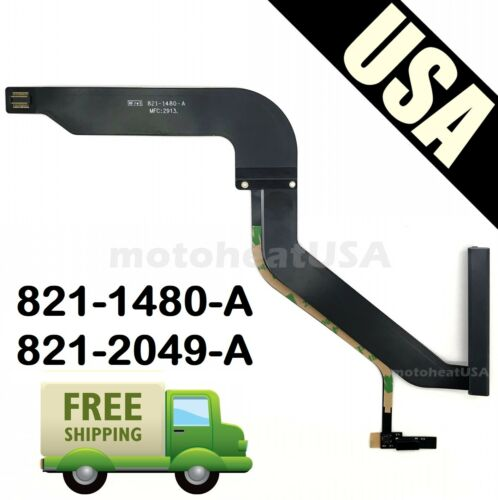 "HDD Hard Drive Flex Cable 821-1480A//2049A for Apple MacBook Pro 13/"" A1278 2012"
