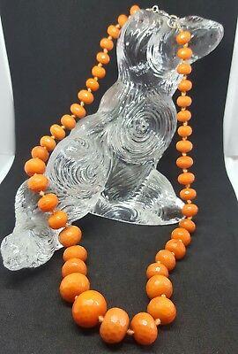 collier perle couleur corail