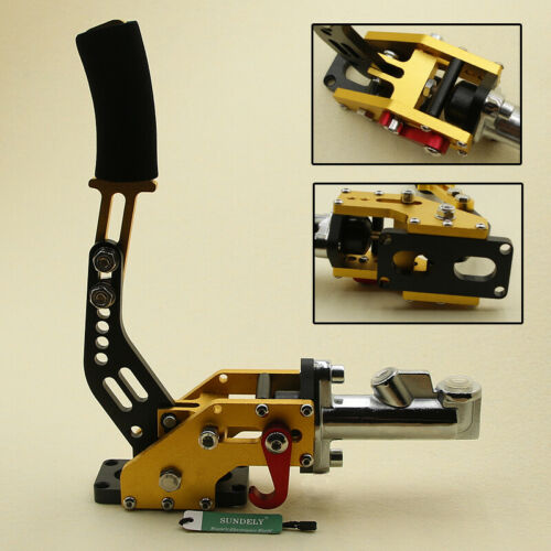 Universal Car Hydraulic Horizontal Handbrake Racing E-Brake Drifting Rally Lever