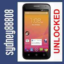 "NEW UNLOCKED ZTE BLADE Q LUX BUZZ 4G BLACK QUAD 4.5"" ANDROID LTE700 MOBILE PHONE"