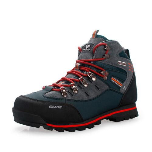 Schuhe Wasserdicht Trekkingschuhe Wanderstiefel Outdoor Trekking Sneaker