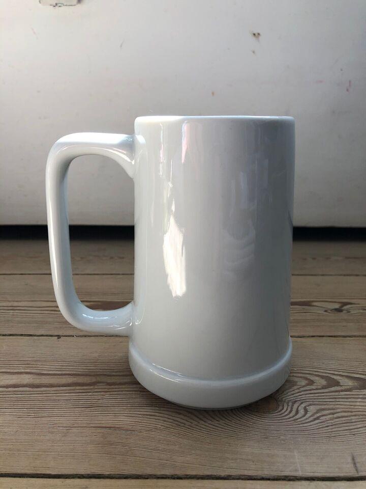 Porcelæn, Ølkrus / krus