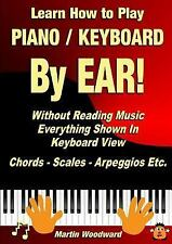 Learn How to Play Piano / Keyboard by Ear! Without Reading Music : Everything...