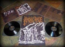 DEMONIC RAGE - Venomous Wine From Putrid Bodies  Gatefold LP + Poster