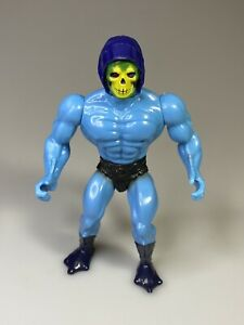 Vintage MOTU Skeletor 1981 Masters of the Universe He Man Action Figure