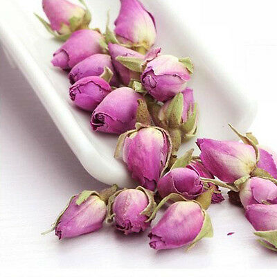 HOT ITEM  Rose Tea French Herbal Organic Imperial Dried Rose Buds 100g