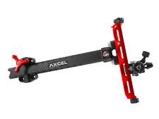 RH Axcel Achieve XP Compound Sight Red//Black 9 in