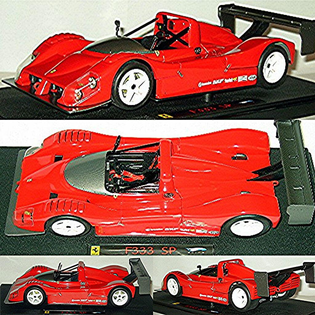 Ferrari 333 sp 1993 rojo rojo 1 18 Elite