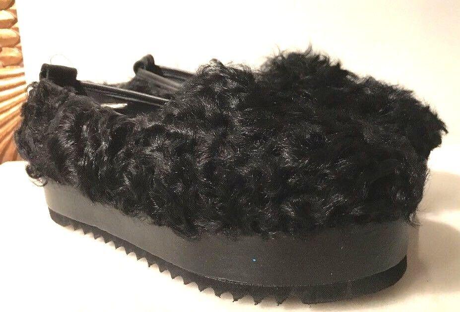 Baldan Kalgan para para para mujer negro de cuero y piel Zapatos De Tacos Cuña Baja 39 9 Nuevo  diseño simple y generoso