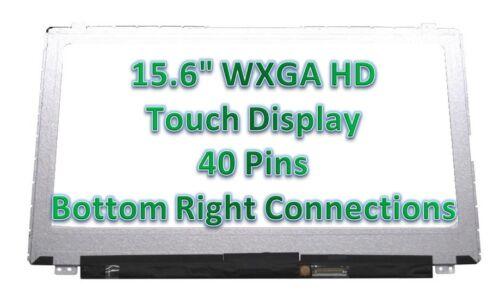 B156XTT01.1 15.6 SLIM B156XTT01.1 WXGA LED Backlit Glossy Finish 40-Pin