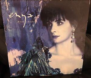 Enya-Moon-Shadows-Laserdisc-Exile-Evening-Falls-Caribbean-Blue-Storms-Africa