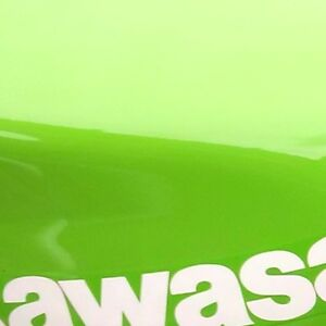 Image Is Loading 1l Cellulose Gloss Spray Paint Kawasaki Bike Lime